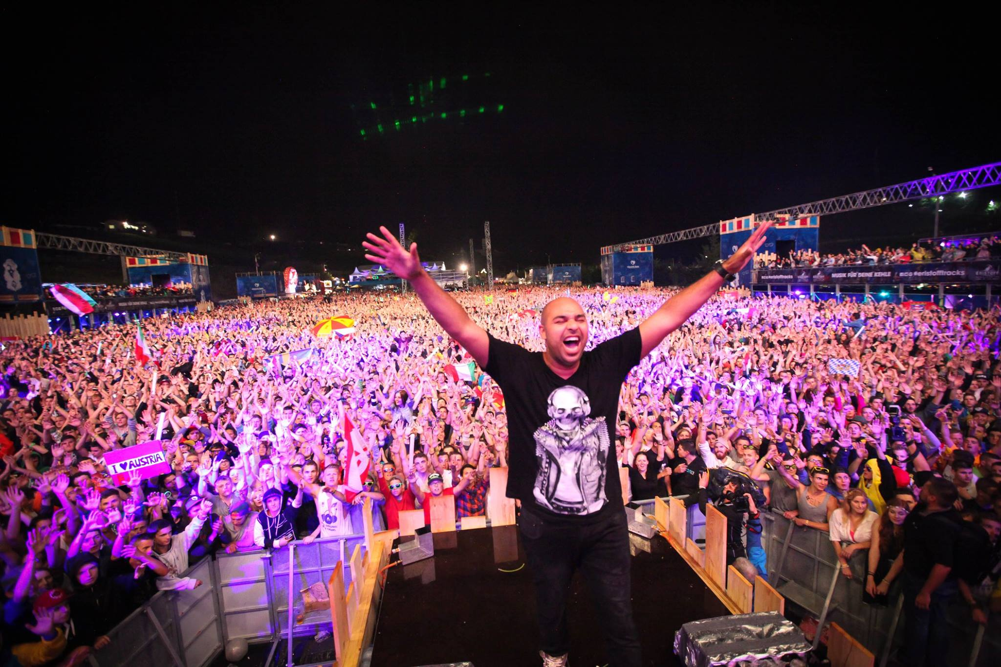 Big names to headline four-day Songkran EDM festival | BK ...