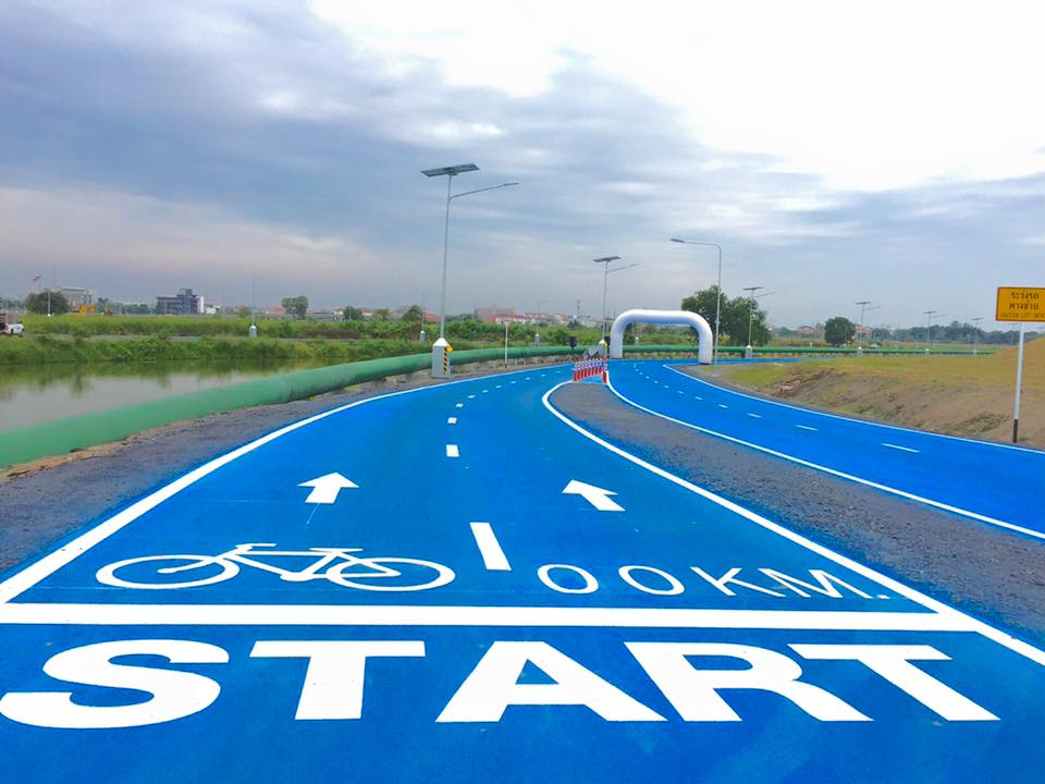Suvarnabhumi Airport S Cycling Lane Is Closing Down For Seven Months Bk Magazine Online