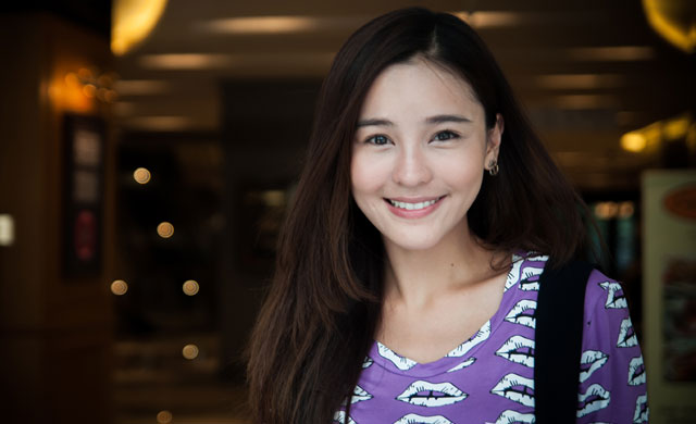 Thai Actress Aom Suchar On Finding International Fame -6079