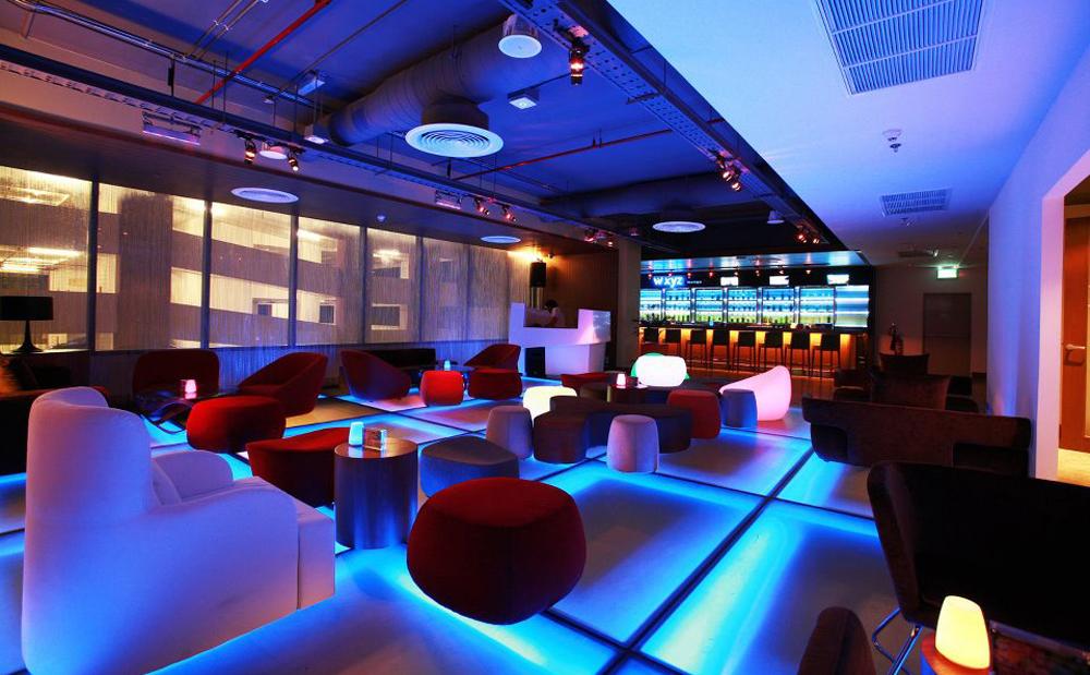 free food wxyz lounge