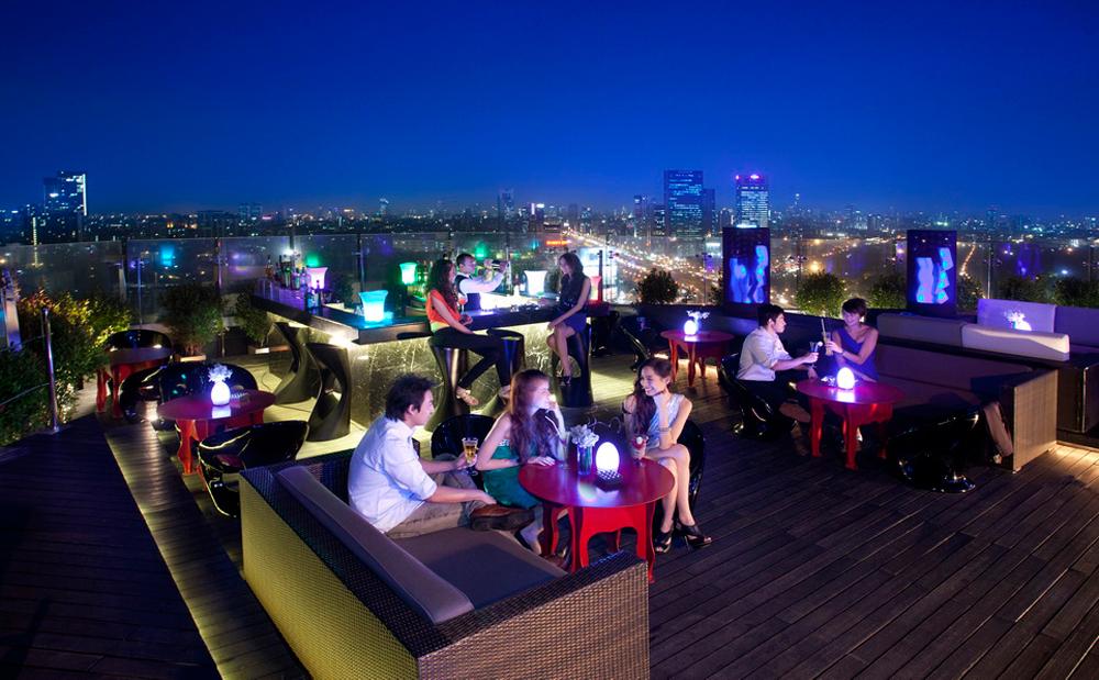 Blue sky bar bangkok bars and clubs nightlife bk magazine online