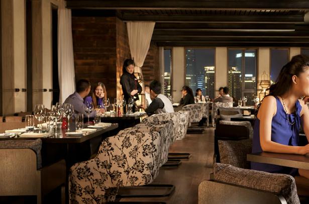 CHAR restaurant Shanghai