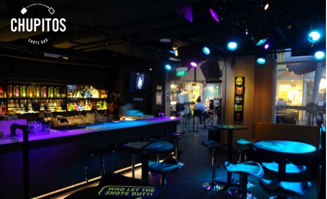 The Chupitos Bar, Singapore
