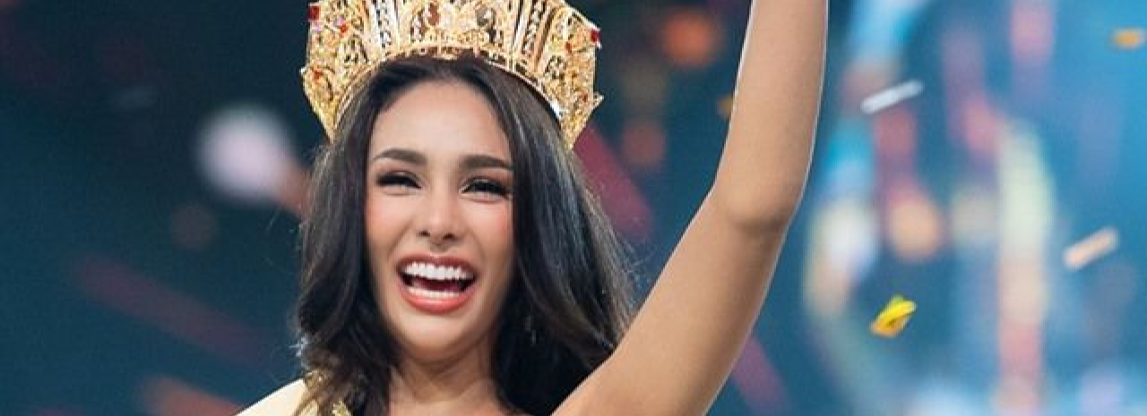 Pagent queen who called Catriona Gray fat just won Miss Grand Thailand.