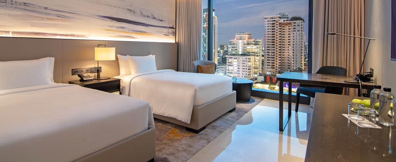 Singapore's Carlton Hotel makes its Thailand debut