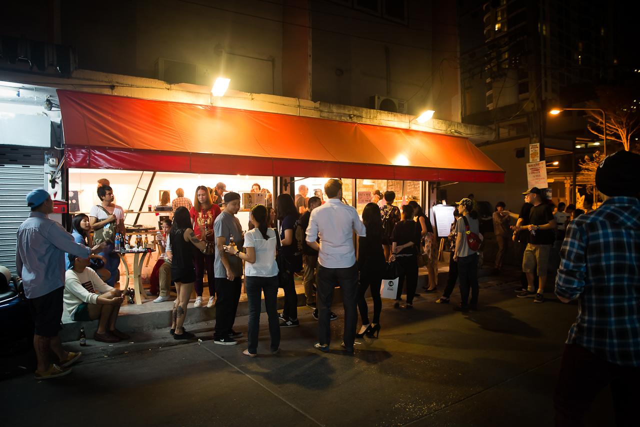 7 Unconventional Venues Fresh On The Bangkok Art Scene