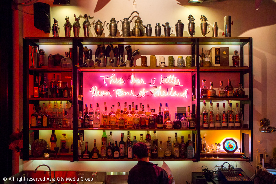 Bangkok's best new bars of 2018 | BK Magazine Online