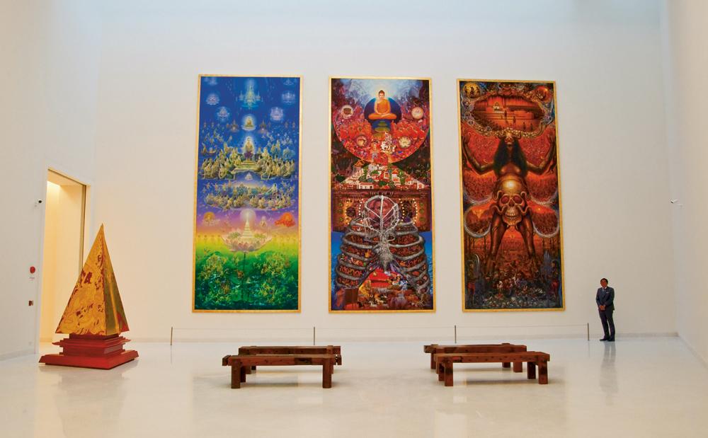 D Art Exhibition In Bangkok : Museum of contemporary art moca bk magazine online