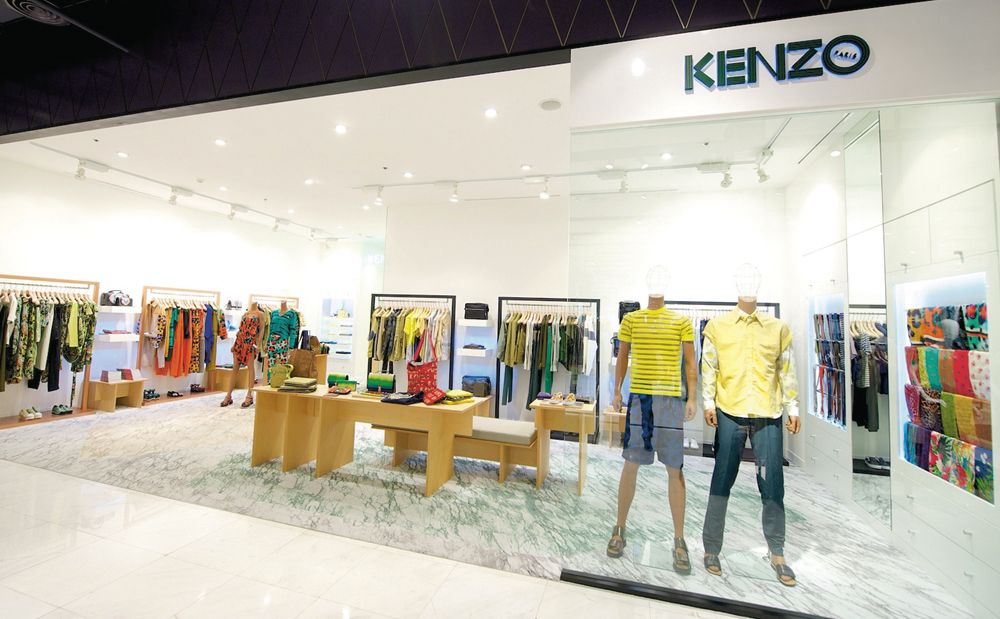 Find Kenzo women's fashion at ShopStyle. Shop the latest collection of Kenzo women's fashion from the most popular stores - all in one place.