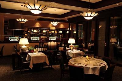 Morton's Steakhouse Shanghai