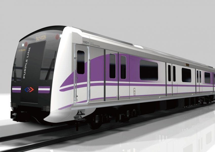 MRT Purple Line trial to start next week with two months of free rides