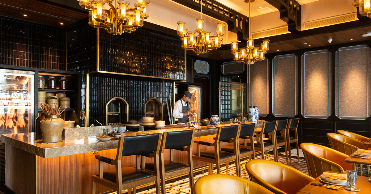 Rosewood's stunning, youthful addition to Bangkok's Chinese fine-dining scene