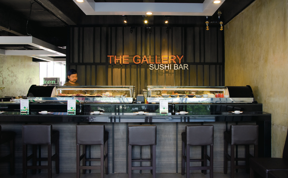 The Gallery Sushi Bar