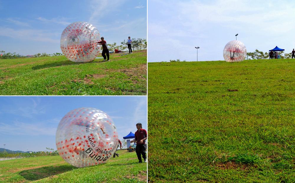 Orbing Ball