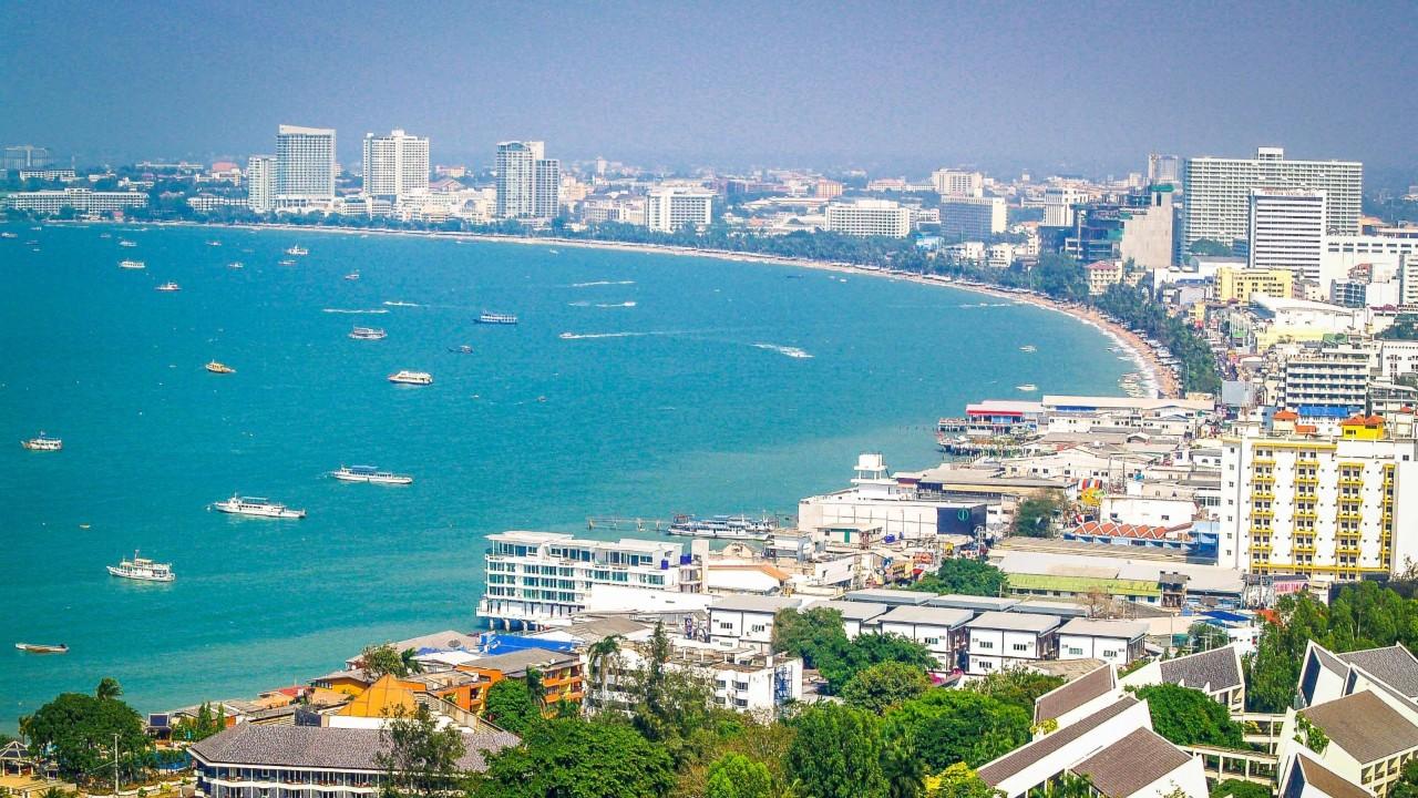 A nine-kilometer monorail line is coming to Pattaya