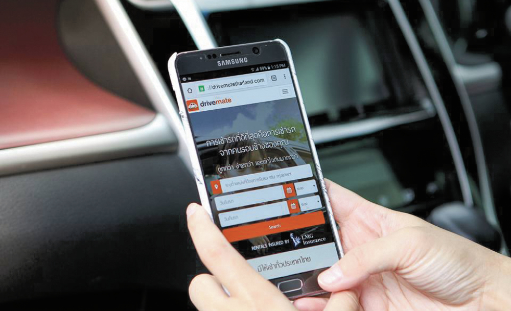 This new app wants to change how car rental works in