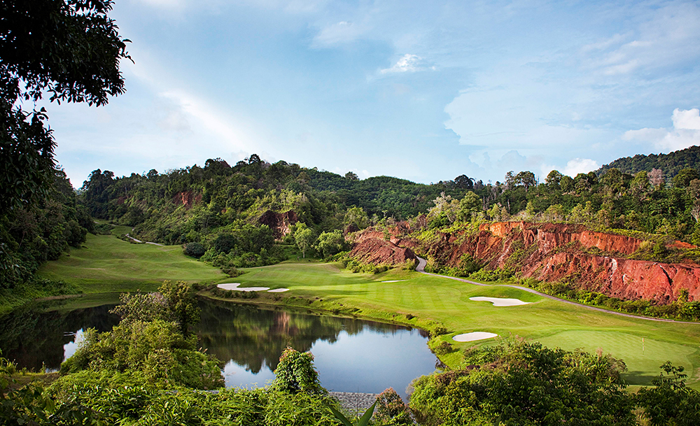 story best golf resorts asia