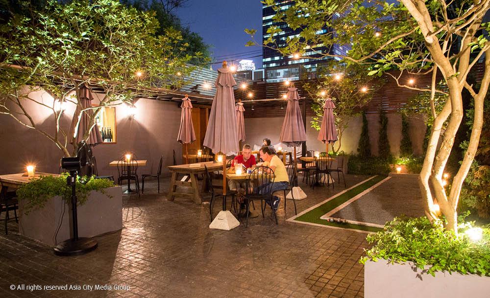 Italian Restaurants Bangkok Sathorn