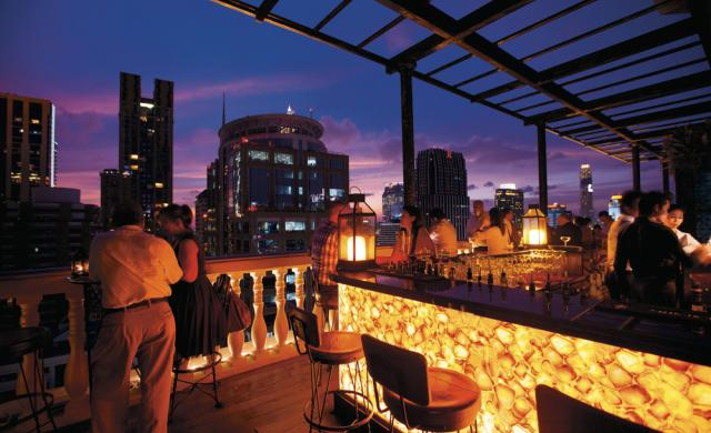 6 Romantic Rooftop Bars For Valentine S Day In Bangkok