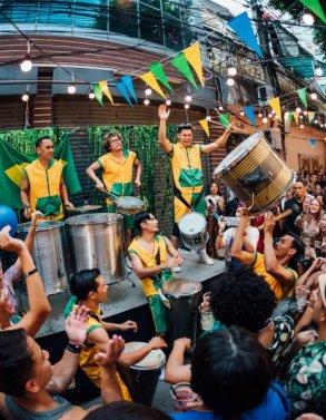 Brazilian Carnival Street Party - Havana Social