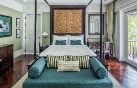 137 Pillars House Chiang Mai; Rajah Brooke Suite
