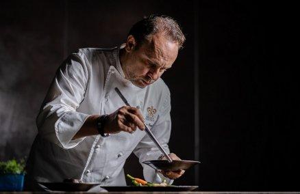Chef Thierry Drapeau