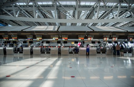 Image: Empty Suvarnabhumi / Credit: UN Women Asia and the Pacific via Flickr