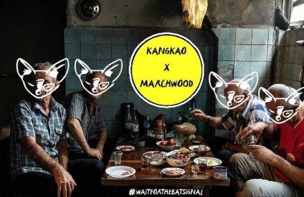 Image: Kangkao x Marchwood