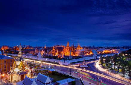 Bangkok Old Town. Photo: Nattaphon Phanpongsanon