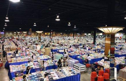 Big Bad Wolf Book Sale 2018
