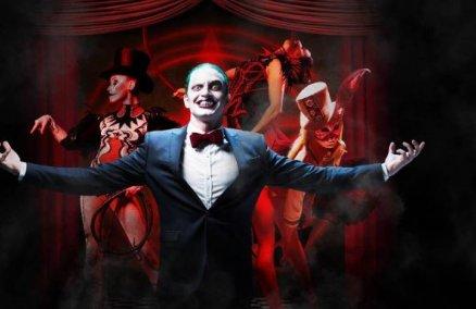 Cirque Noir Halloween, The Club at Koi