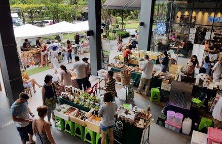 Bangkok Farmers' Market