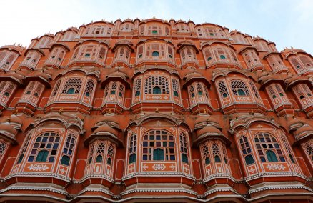 Hawa Mahal. Photo credit by Juan Antonio Segal