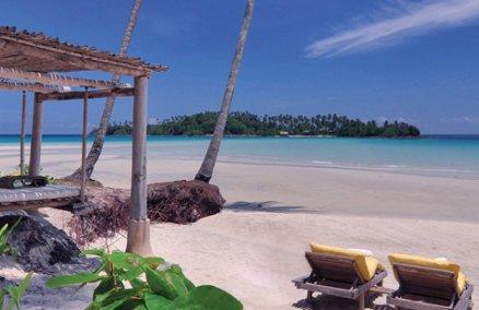 Soneva Beach. Credit: Kitti Attakitmongcol