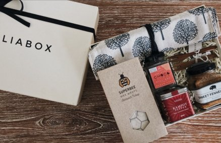 """Eco Kitchen"" gift box"