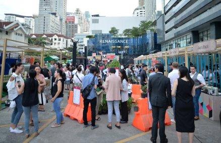 Marriott Live Market Food Festival