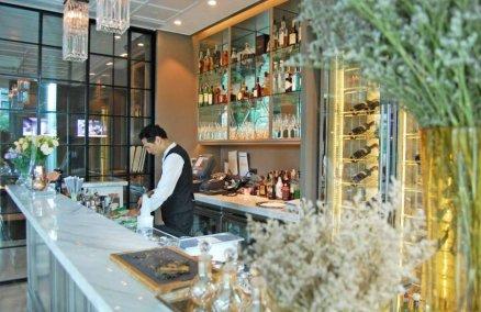 Good Night Cocktail at Oriental Bar