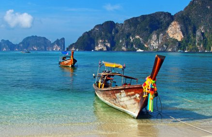 Koh Phi Phi, part of the 7+7 extension / credit Tourism Authority of Thailand