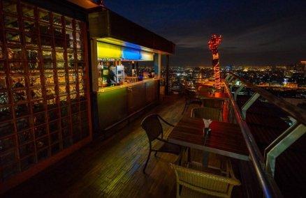 The Roof Gastro, Siam@Siam Hotel