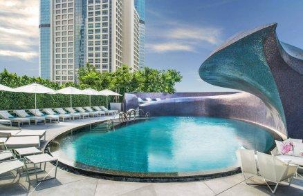 The W Bangkok Hotel