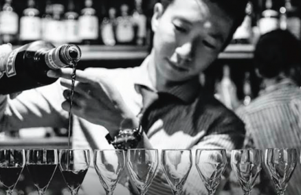 Terry Kim of Alice Bar, Seoul