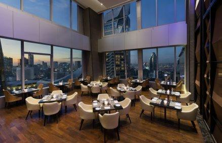 Up & Above Restaurant