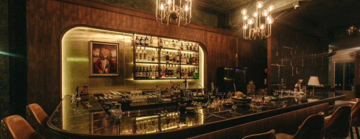 Lion's Tale Bar & Restaurant