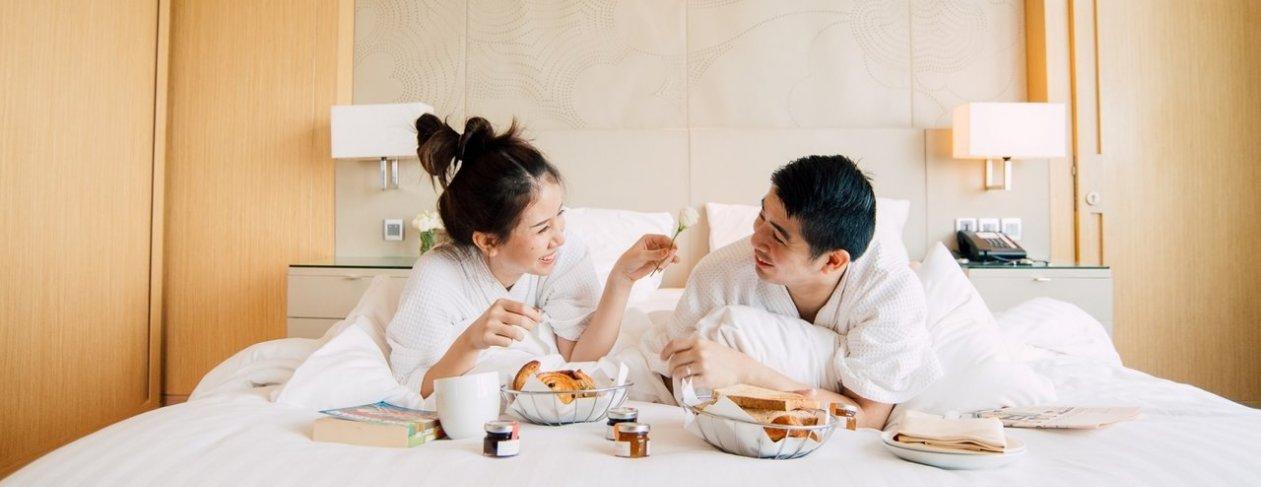 Credit: Bangkok Marriott Hotel Sukhumvit
