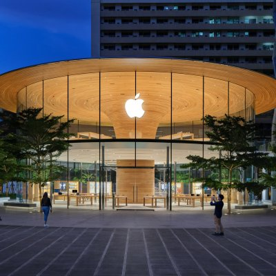 The second Apple Store in Thailand has arrived