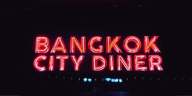 Credit: Bangkok City Diner