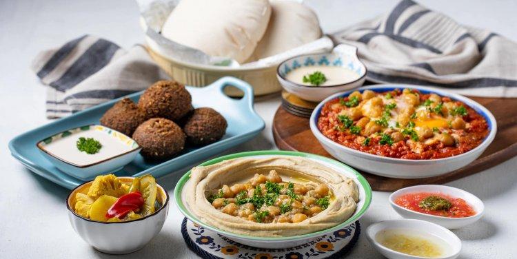 Image: Hummus Bangkok