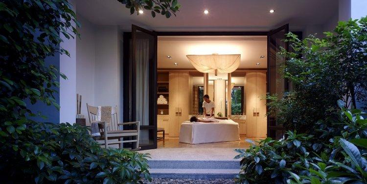 I.sawan Spa, Grand Hyatt Erawan Bangkok