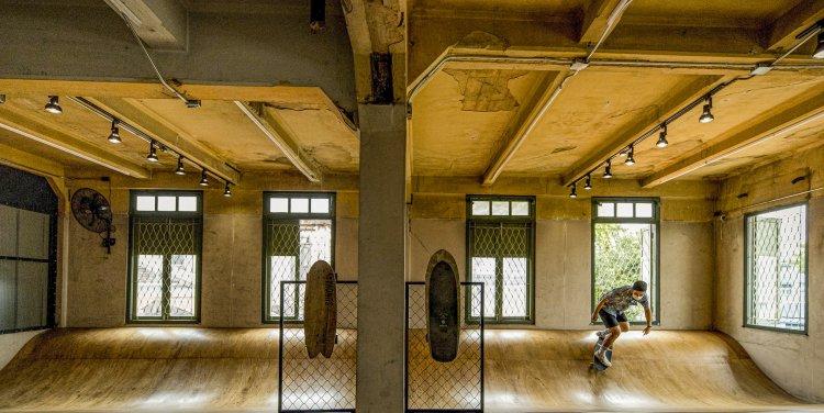 Image: Jump Master Skate Haus