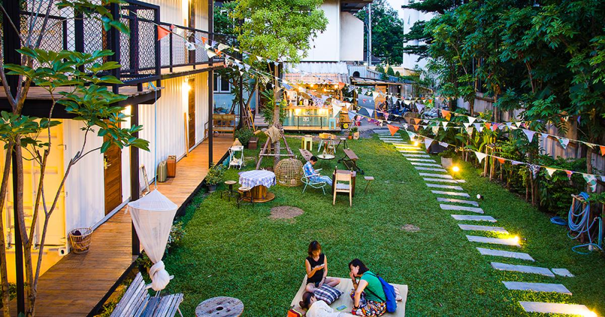 The Yard Hostel | BK Magazine Online